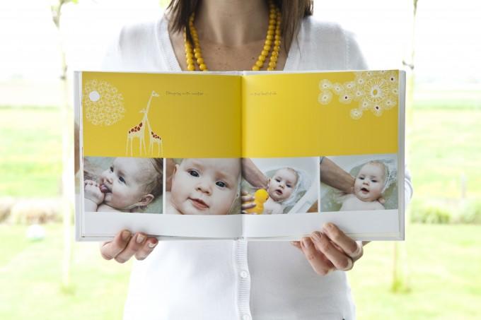 Fotobok barn